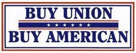 Buy Union Buy American